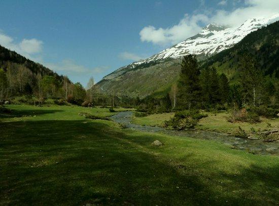 Caminando : Vallée de Gavarnie
