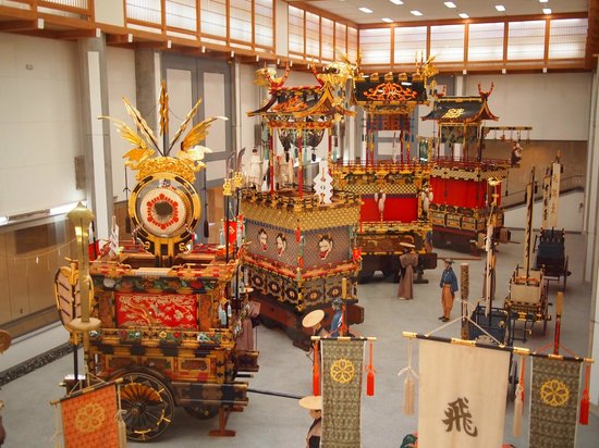 Takayama Festival Floats Exhibition Hall: This is literally everything you will see in the museum. Now you don't have to go.