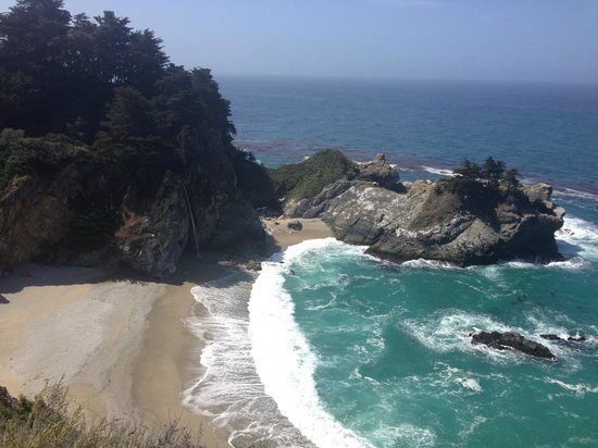 Glen Oaks Big Sur: Julia Pfeiffer Burns SP/McWay Falls