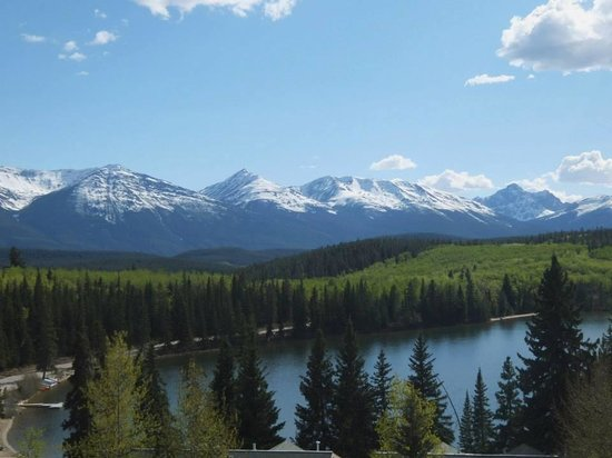 Pyramid Lake Resort: View from room