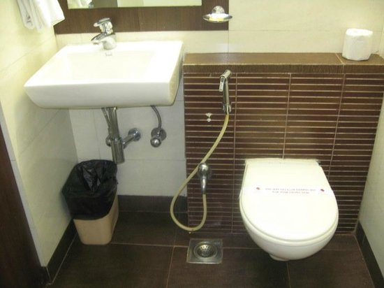 Suba Galaxy: The Bathroom
