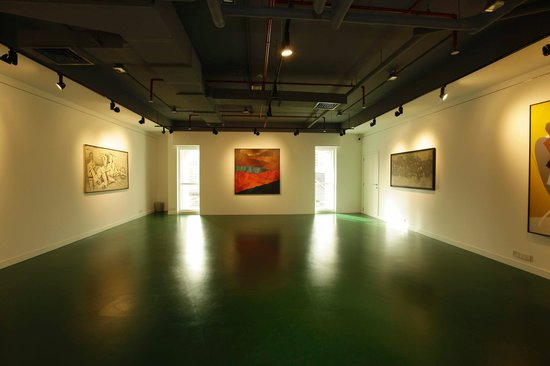 Sovereign art gallery