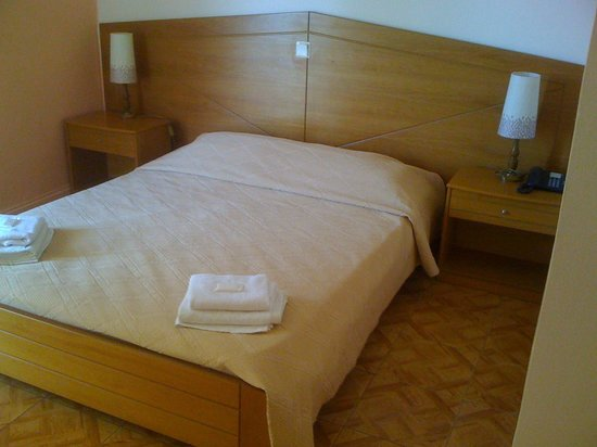 Parthenis Hotel : double bed room