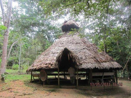 Amazon Explorama Lodges: Veranstaltungspavillon