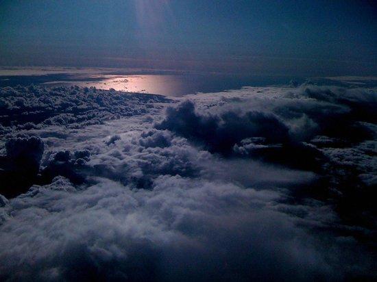 Ulemiste Hotel: baltic clouds