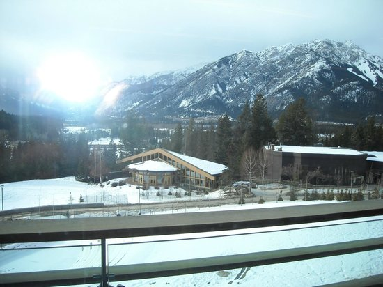 Banff Centre for Arts and Creativity : From The Balcony