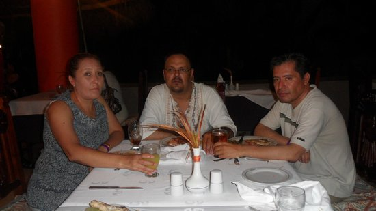 The Royal Suites Punta de Mita by Palladium: restaurant
