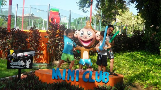 The Royal Suites Punta de Mita by Palladium: kids club