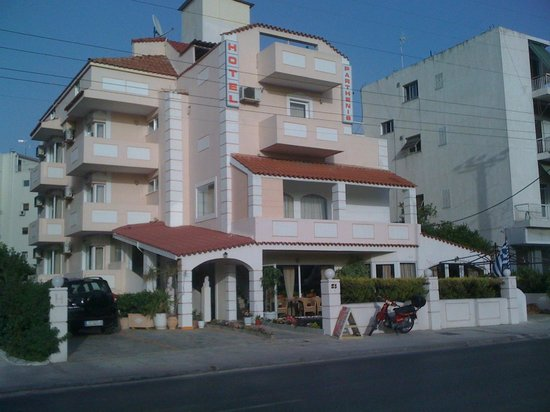 Parthenis Riviera Hotel