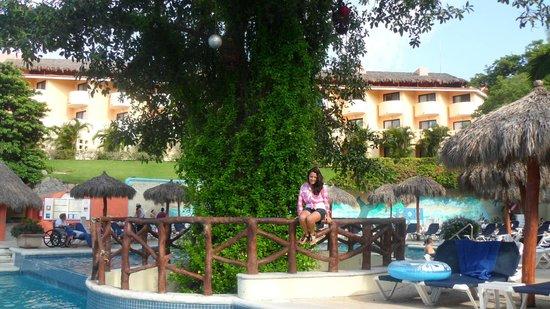 The Royal Suites Punta de Mita by Palladium: áreas verdes