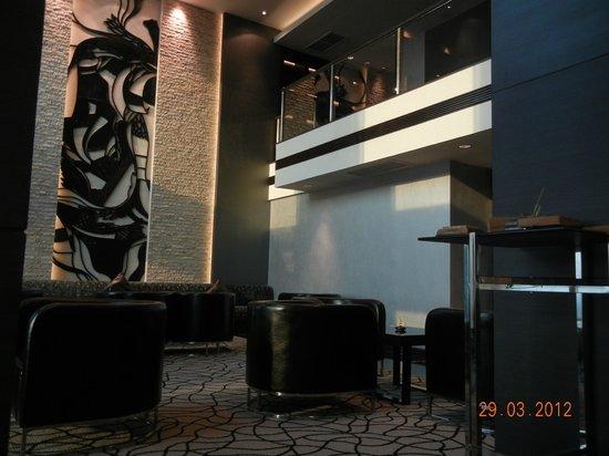 Le Meridien Chiang Mai: Club Lounge