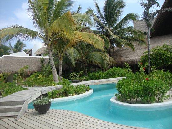 The Beach Tulum : the pool.