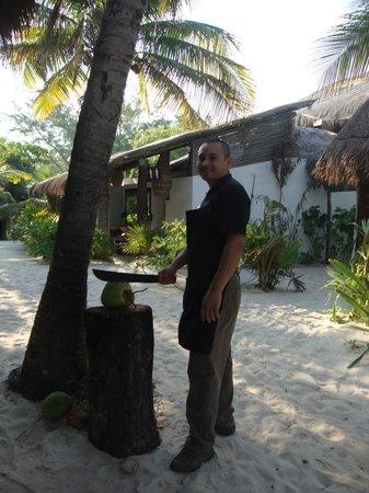 The Beach Tulum : fernando!
