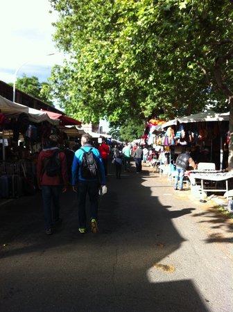 Porta Portese: mercato