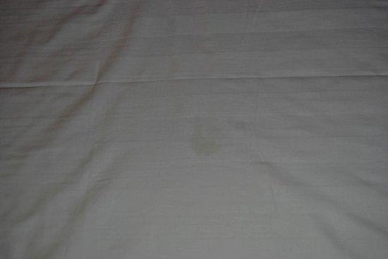 Hongpingguo Chain Hotel Beijing Wangfujing: sheets