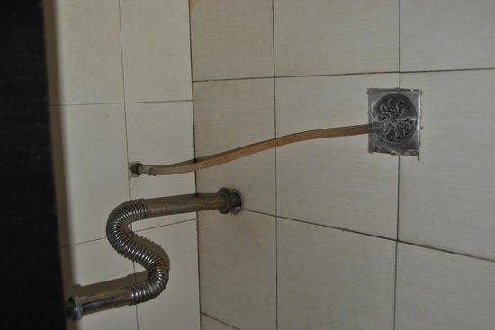 Hongpingguo Chain Hotel Beijing Wangfujing: bathroom