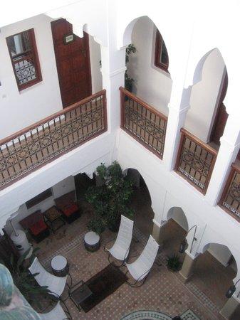Riad Les Jardins Mandaline: Il Patio
