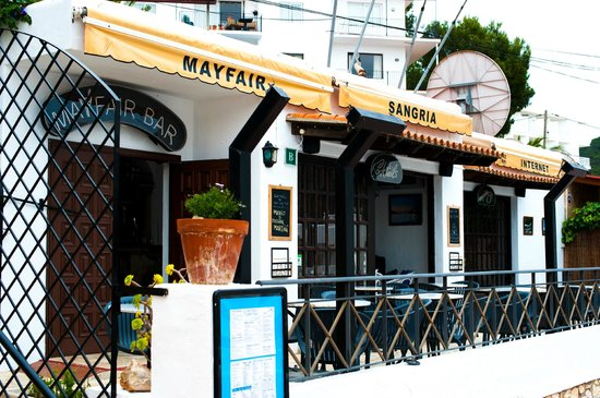 Mayfair Bar
