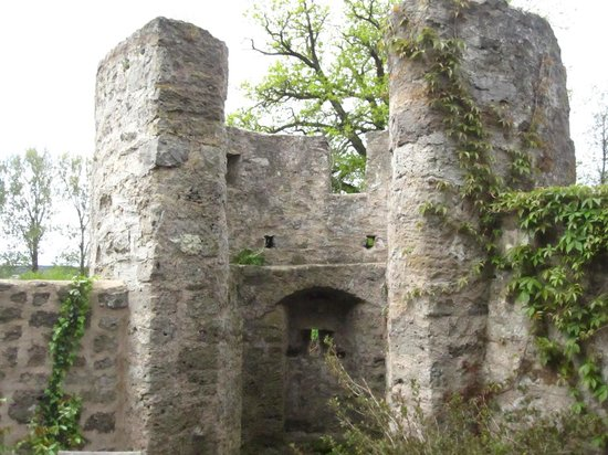 Burgoberbach, Deutschland: Walking around