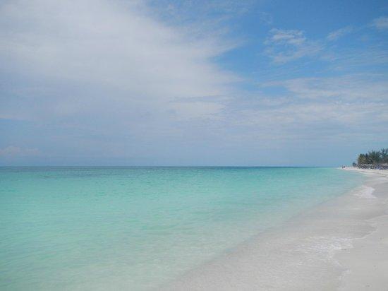 Melia Cayo Coco: Beach
