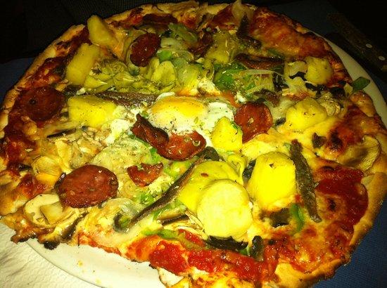Pizzolino : Pizza... mmmm