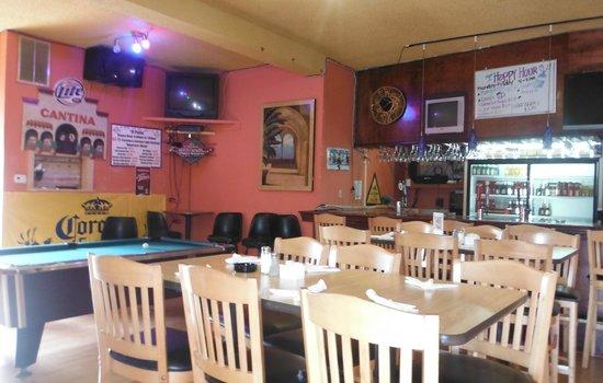 El Patio: FULL BAR AVALIBLE