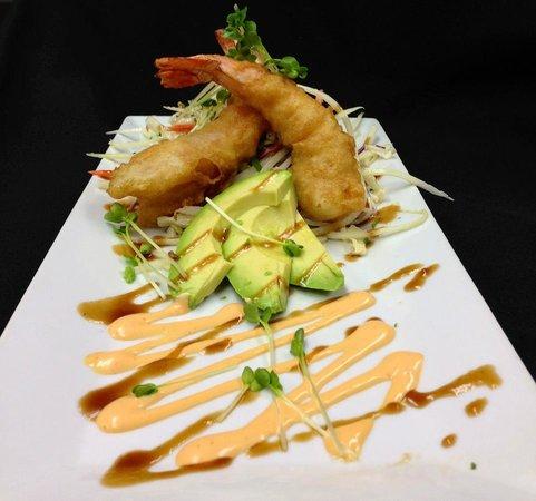 Chamberlain's Fish Market Grill: Shrimp and Avocado