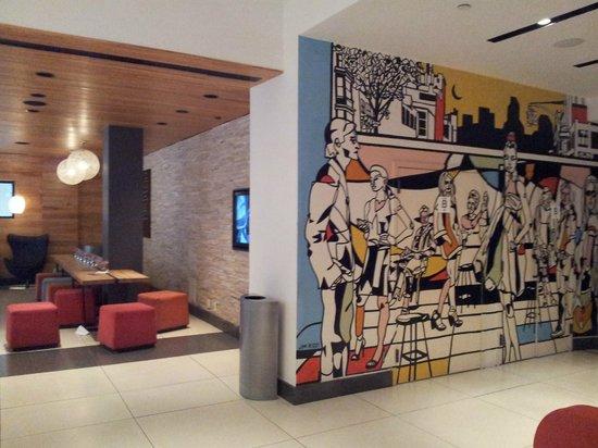 Imagenes Baño Ocupado: indica que baño esta ocupado – Foto di Pod 51 Hotel, New York City