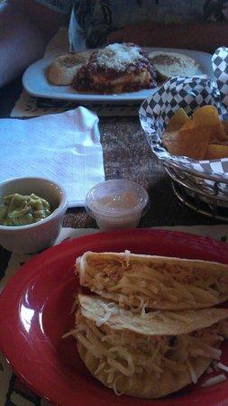 Cafe Margarita Food