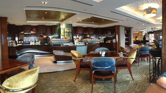 Makati Shangri-La Manila: Horizon Club 24th Floor