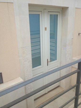 Hotel Sbarcadero : room entrance