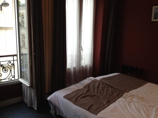 Hotel Le Home Latin: Chambre
