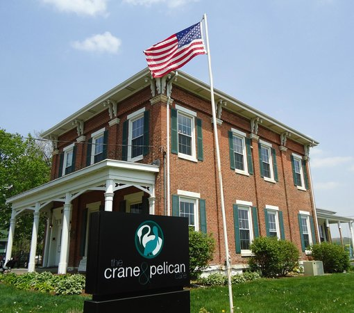 Crane & Pelican: Our Historic Building the Dawley House