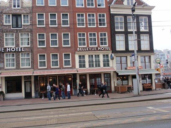 Ibis Styles Amsterdam Central Station: Bellevue