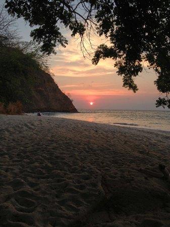 Four Seasons Resort Costa Rica at Peninsula Papagayo: Four Seasons Papagayo, sunset view