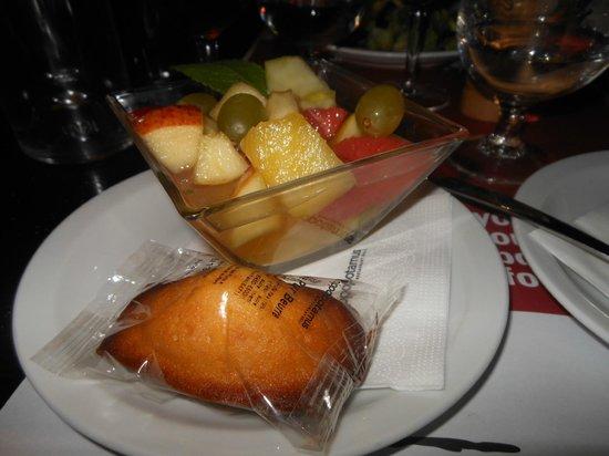 Hippopotamus: Salade de fruits