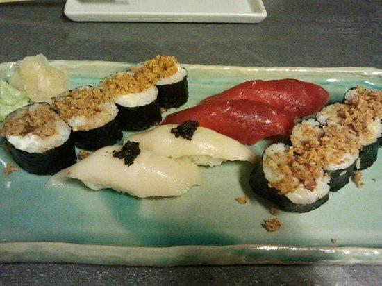 Sukothay: sushi