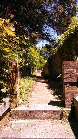 Maudslay State Park: Gardens