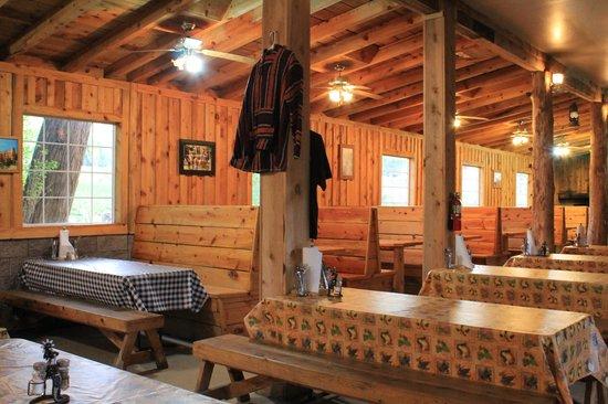 Bryce Pioneer Village: restaurant
