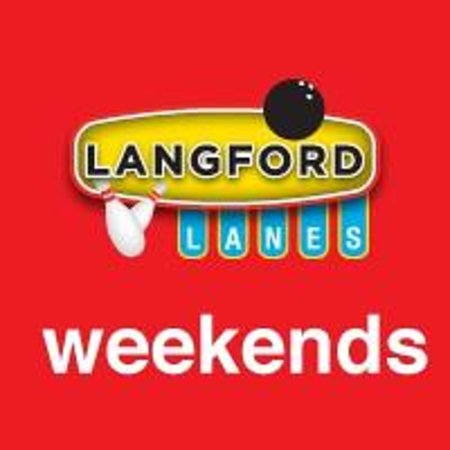 Langford Lanes: Cosmic Bowling 7pm till close on weekends