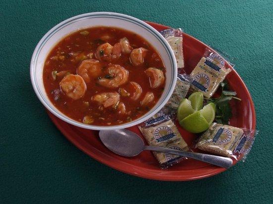 El Patio: Shrimp Cocktail