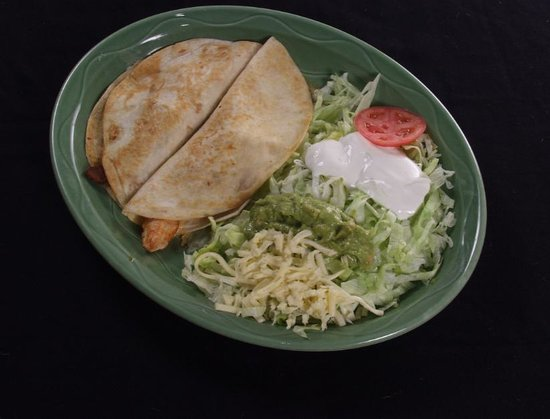 El Patio: Grilled Quesadillas
