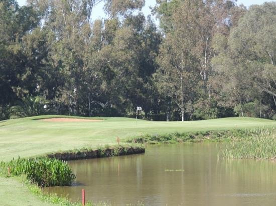 Sir Henry Cotton Championship Course: Championship course