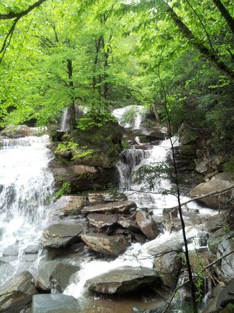 Kaaterskill Falls: Hiking