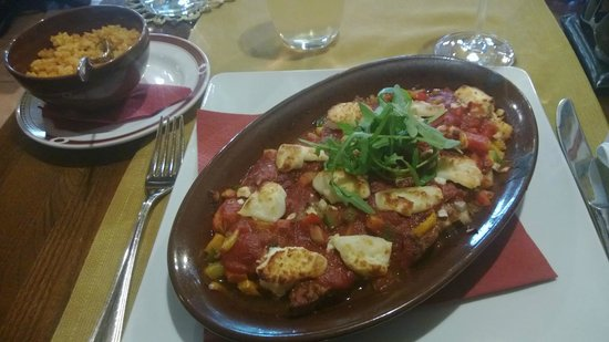 Ravintola Istanbul Oriental: kebab
