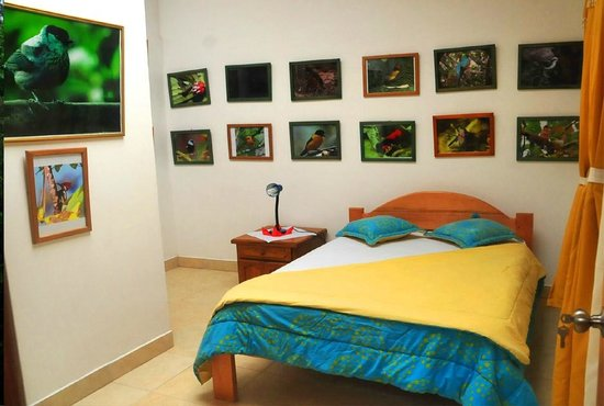 Birdwatcher's House Hostal: Comfy double rooms with ensuite and hot water