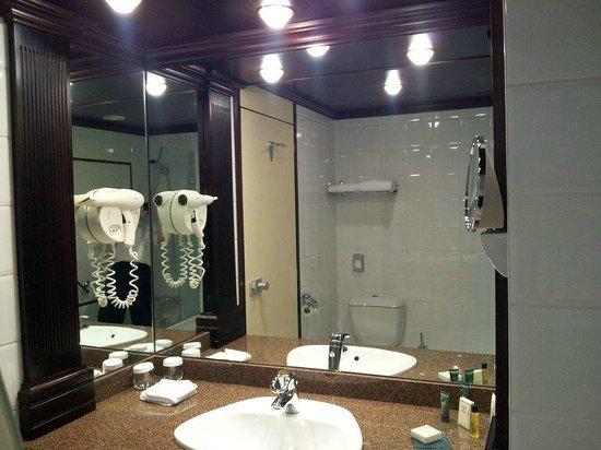 Hilton Strasbourg: Waschtisch