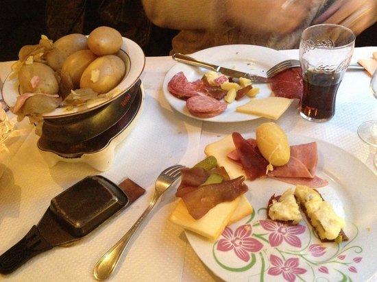 Saveur de Savoie: Raclette pour deux