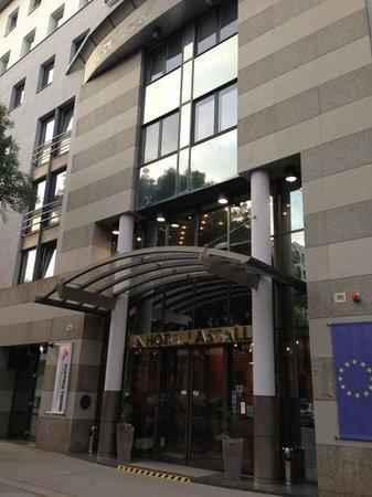 Austria Trend Hotel Lassalle Wien Foto