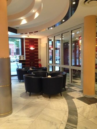 Austria Trend Hotel Lassalle Wien: loopy